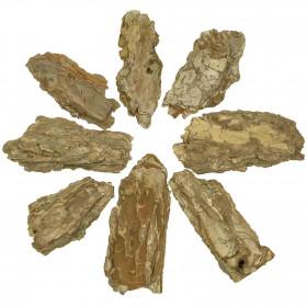 Morceaux d'écorce de pin maritime - 500 grammes