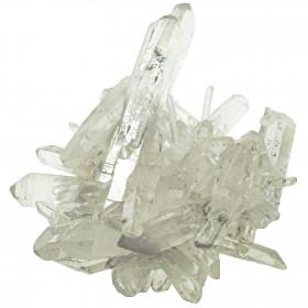 Petit amas de cristal de roche - 28 grammes