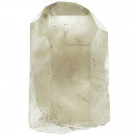 Pointe brute de cristal de roche - 232 grammes