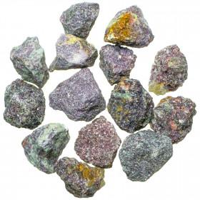 Pierres brutes lépidolite - 3 à 5 cm - 200 grammes