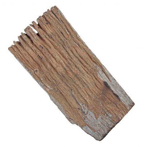 Bois flotté brun déco - 31 cm - Pièce unique
