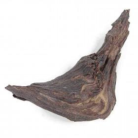 Bois flotté brun déco - 25 cm - Pièce unique