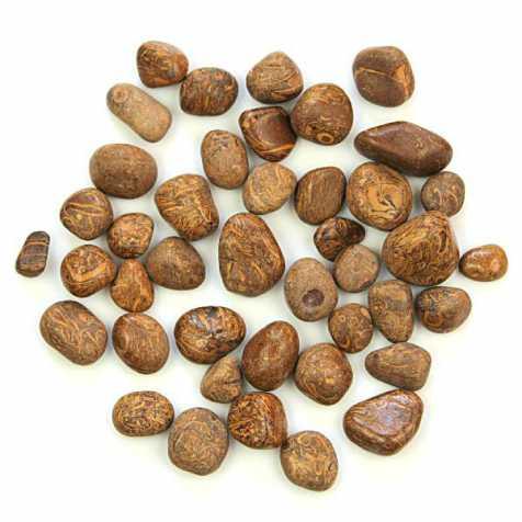 Pierres roulées jaspe mariam - 1.5 à 2.5 cm - 30 grammes