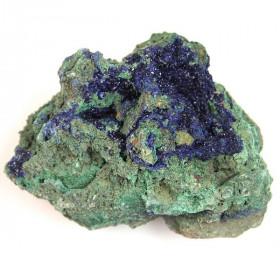 Azurite malachite cristalisée - Qualité extra - 511 grammes