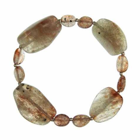 Bracelet en pierre de soleil