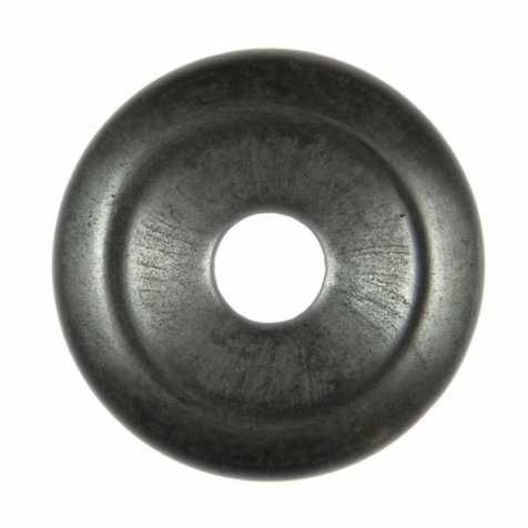 Donut Pi Chinois en hématite pour pendentif
