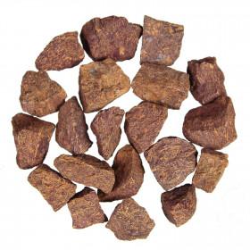 Pierres brutes jaspe peau de serpent - 3 à 5 cm - 100 grammes