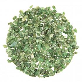 Mini pierres roulées aventurine verte - 5 à 10 mm - 100 grammes