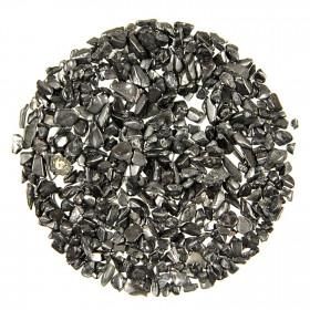 Mini pierres roulées tourmaline noire - 5 à 10 mm - 100 grammes