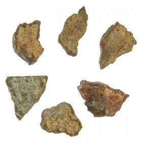 Météorite chondrite ordinaire - 2.5 à 3.5 cm - A l'unité
