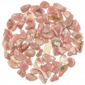 Pierres roulées rhodocrosite - 1 à 2 cm - 20 grammes