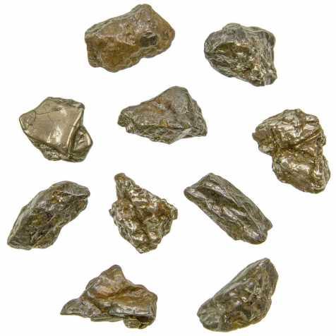 Météorite de Nantan (sidérite) - 1.5 à 2.5 cm - A l'unité