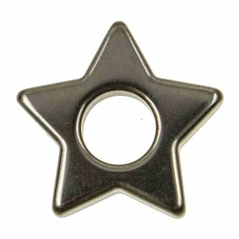 Pendentif étoile en hématite