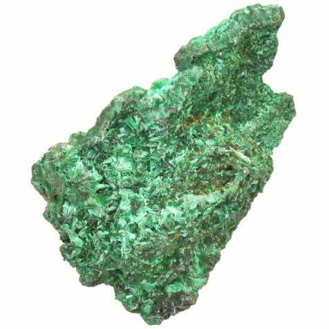 Malachite cristalisée fibreuse - Qualité extra - A l'unité