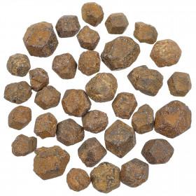 Pierres brutes cristaux de grenat - 2 à 4 cm - 200 grammes