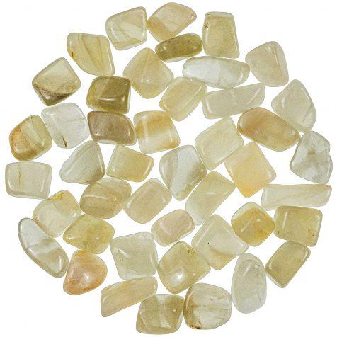 Pierres roulées pierre de lune - Qualité extra - 1.5 à 2 cm - 30 grammes