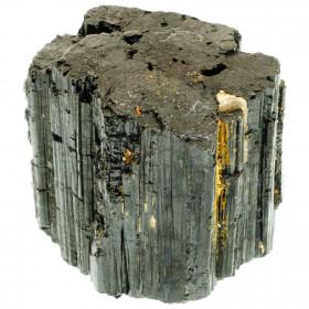 Pierre brute tourmaline noire fibreuse - A l'unité