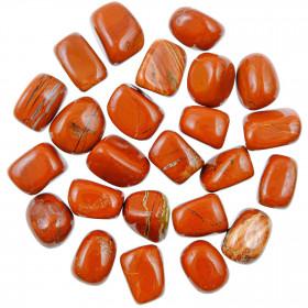 Pierres roulées jaspe rouge - 2 à 3 cm - 40 grammes